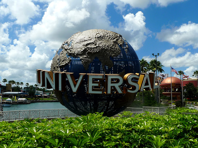 Universal Orlando Resort: Warm, breezy and sunny
