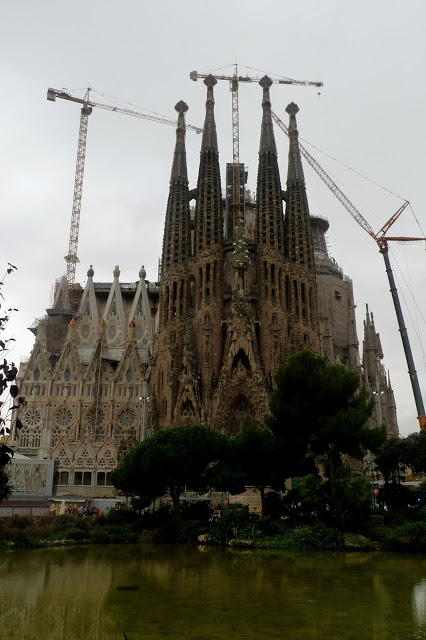 Must see in Barcelona