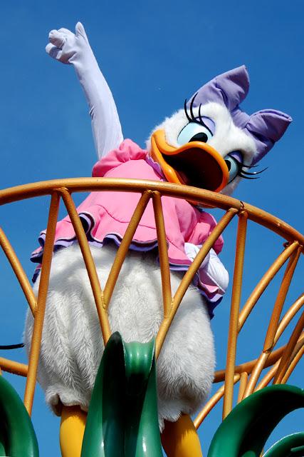 DisneyLand Resort Waterworks Parade