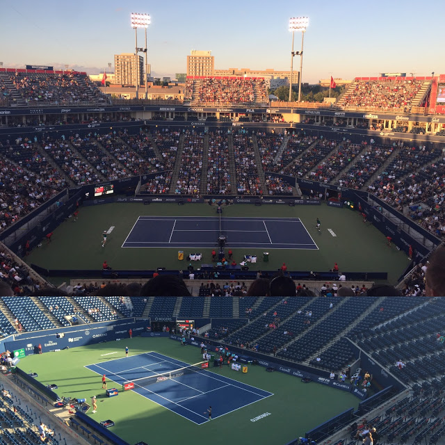 Rogers Cup Tennis Tournament