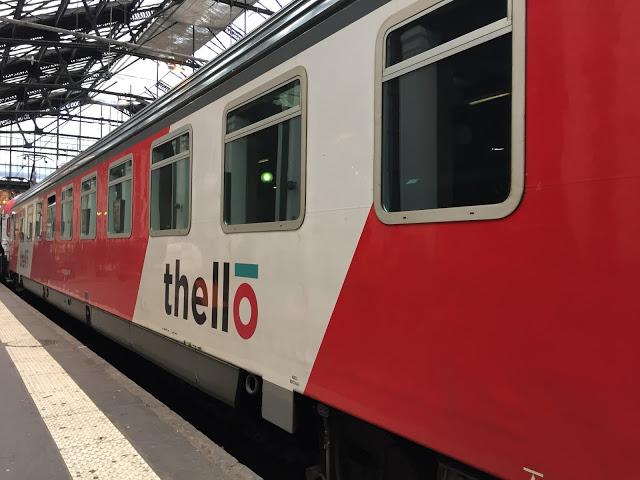Thello Sleeper train