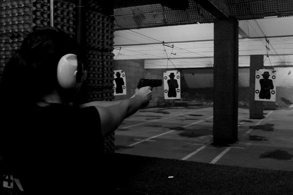 Manila Target Shooting Range (MSR)
