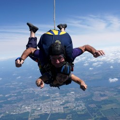 Extreme Adventure: My First Skydive Tandem Jump Experience