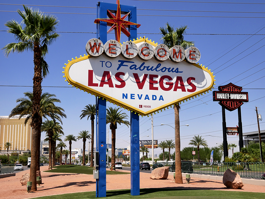 Visit to Las Vegas for the First Time