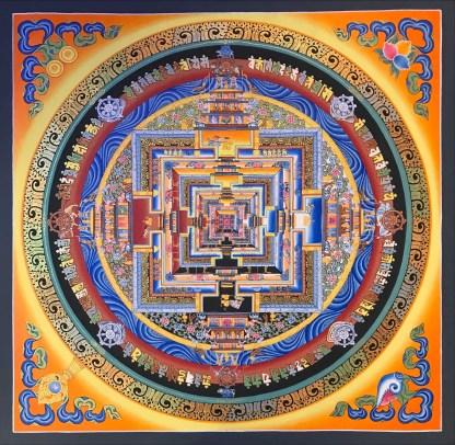 Wheel of Time (Kalachakra Mandala)
