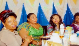 A cross section of female stakeholders during a political meeting in Port Harcourt,  recently