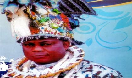 Chief Inimieai F.I.R. Gobi Olei XI