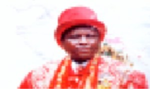 Chief  Ogube