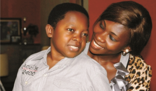 Image result for Chinedu Ikedieze and wife