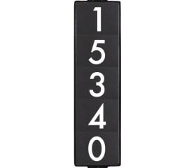 6″ x 30″ Classic Black 5