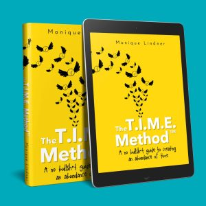 The T.I.M.E. Method – The Book for High Performers