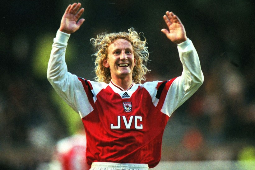 Ray Parlour: 'I got fined about half a year's wages but I knuckled down in  the end' | Sport | The Sunday Times