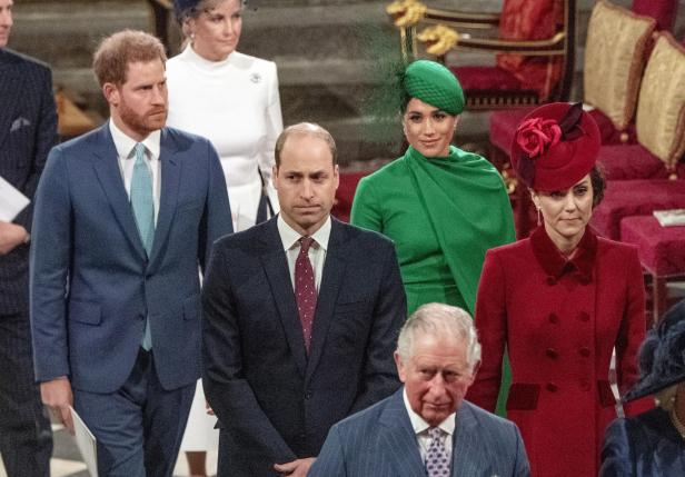 Prince William still hopes to repair rift with Harry