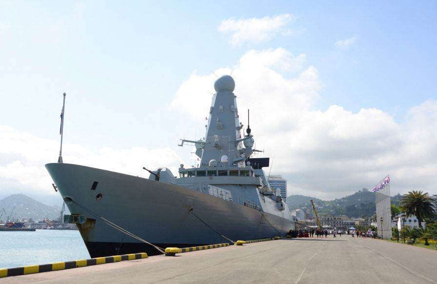 Five of the fleet's six Type 45 destroyers are being repaired or undergoing maintenance