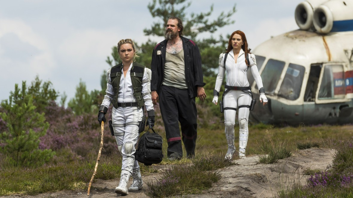 Black Widow review — Florence Pugh gives Marvel's latest movie its soul | Times2 | The Times