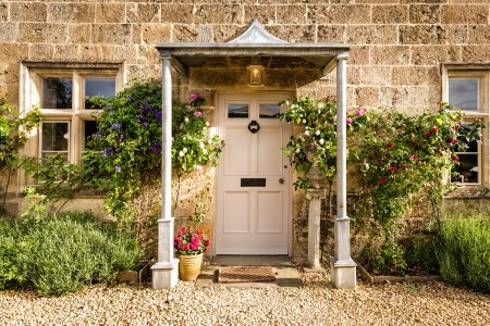 How to transform your porch with style   Bricks   Mortar   The Times In Cheltenham  Gloucestershire  Knight Frank is marketing this three bedroom  house for