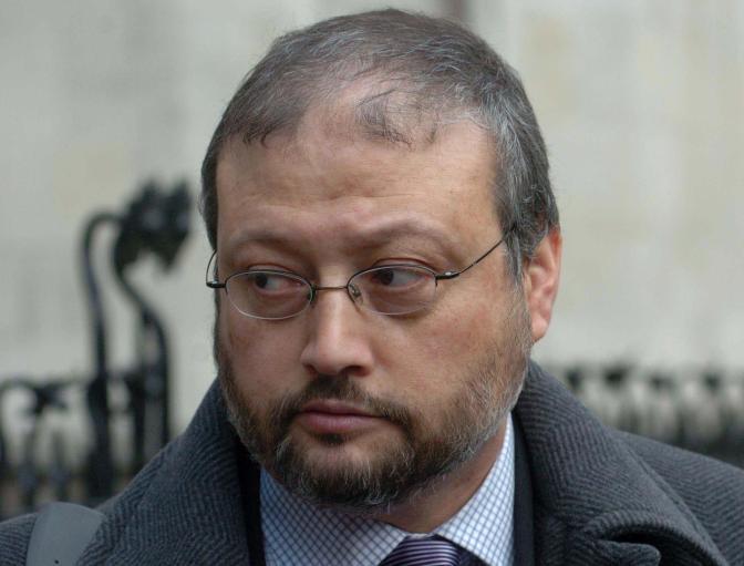 Jamal Khashoggi was reported missing last week