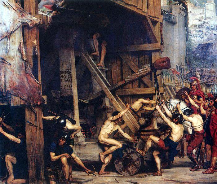 Image result for siege of jerusalem painting