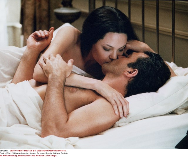 Angelina Jolie And Antonio Banderas As Sexy As A Video Of Cats Biology