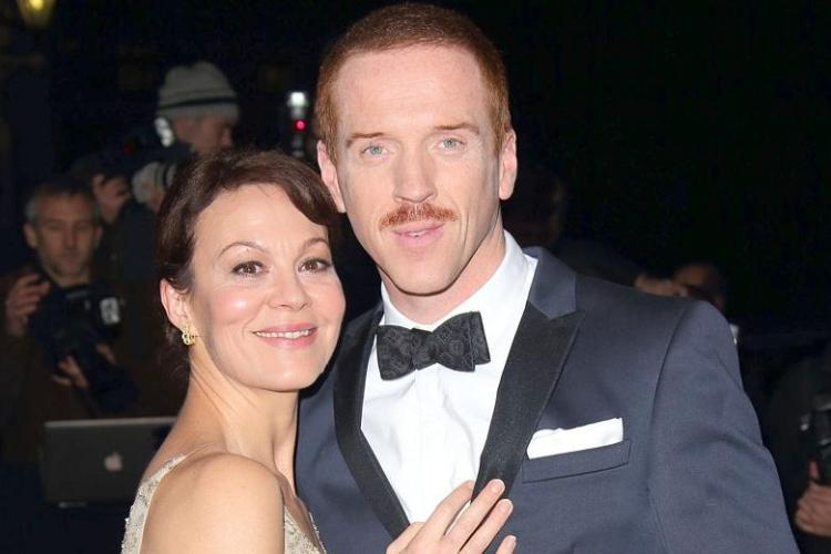 Joint recital: Damian Lewis and his wife, Helen McCrory
