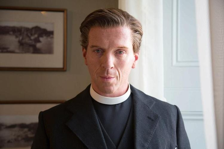 In his new film The Silent Storm, Lewis is a deeply repressed, sanctimonious, Scottish Presbyterian minister