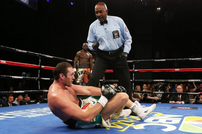 Image result for tyson fury cunningham