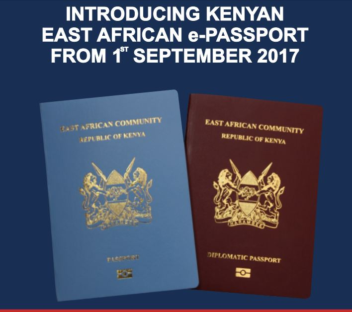 Kenya How To Apply For New Epassport The Timpata