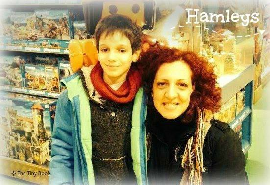 What to do in London with kids: Hamleys Toy Store, London