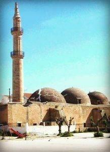 Neratze, mosque. Rethymno