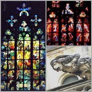 St Vitus Prague.