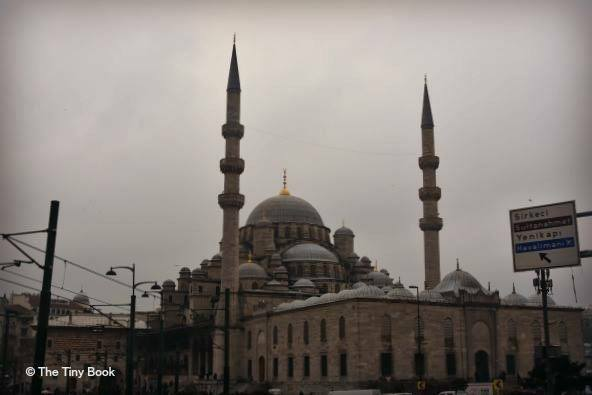 New Mosque, Istanbul-