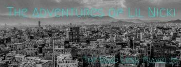 Adventures of Lil Nicki. Interview about her trip to Yemen.