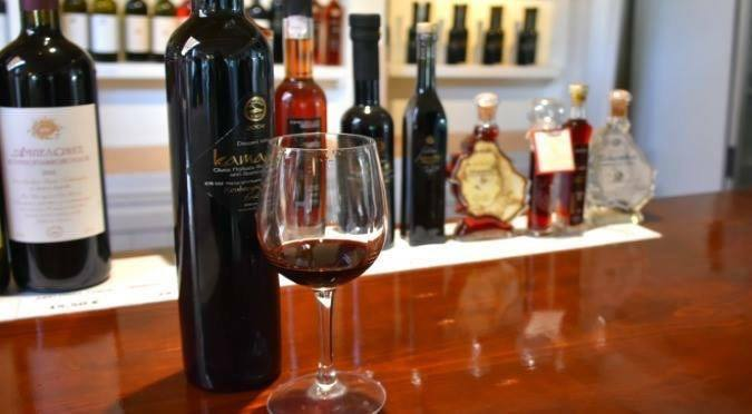 Winery Tour Santorini