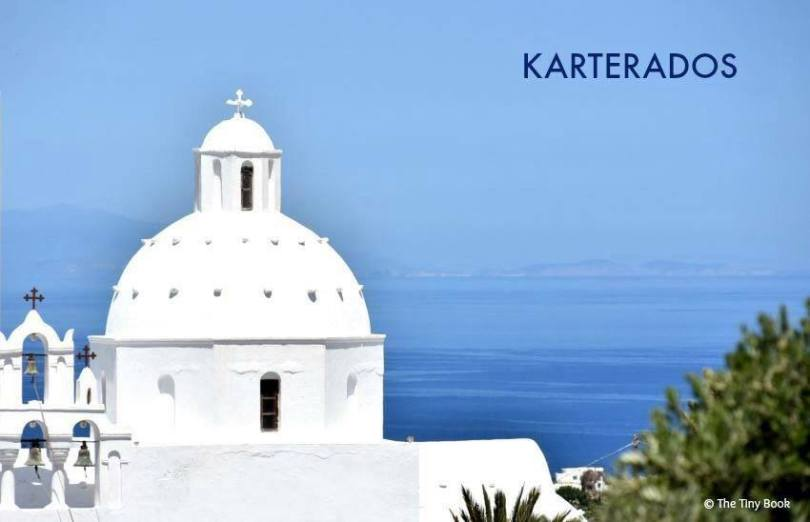 Amazing Santorini Karterados- Santorini dreamy photo destination