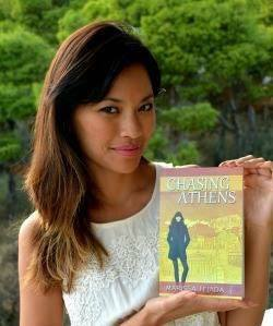 Author Marissa Tejada. Finding Home, Chasing Athens. Book review.