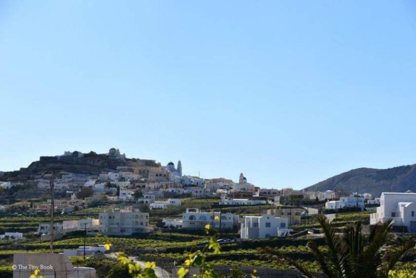 Amazing Santorini, Pyrgos- Santorini dreamy photo destination