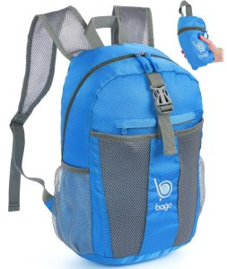 Bago Travel Bags: Daypack and Toiletry Bag review.
