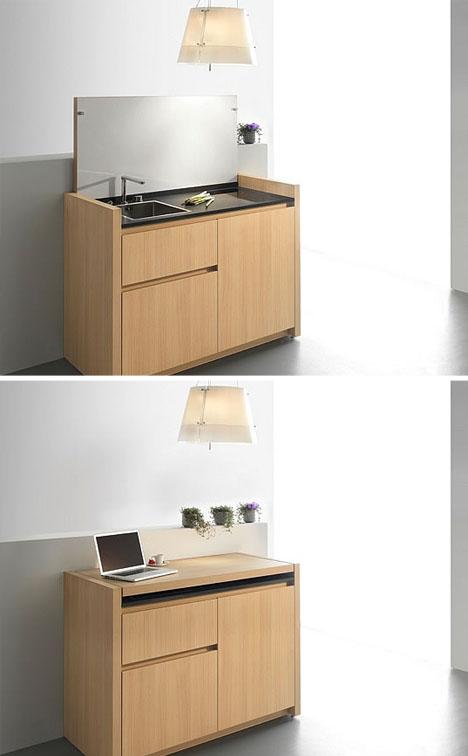 Compact Kitchenette