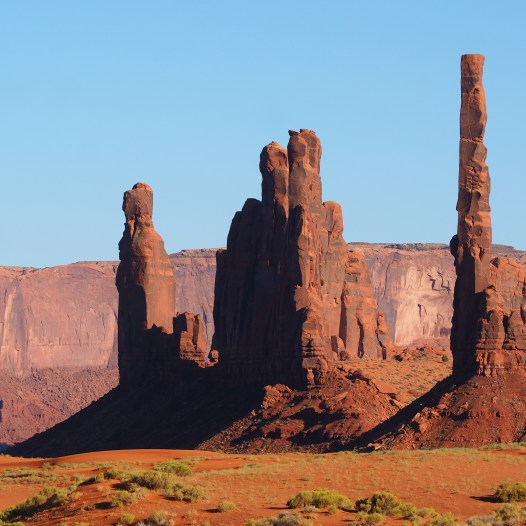 Monument Valley - Utah / Arizona - Totem Pole