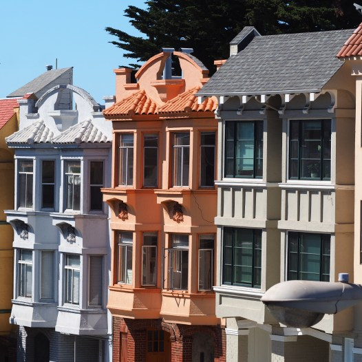 Houses at Hyde St.