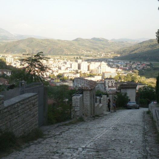 All the way to the top, Berat