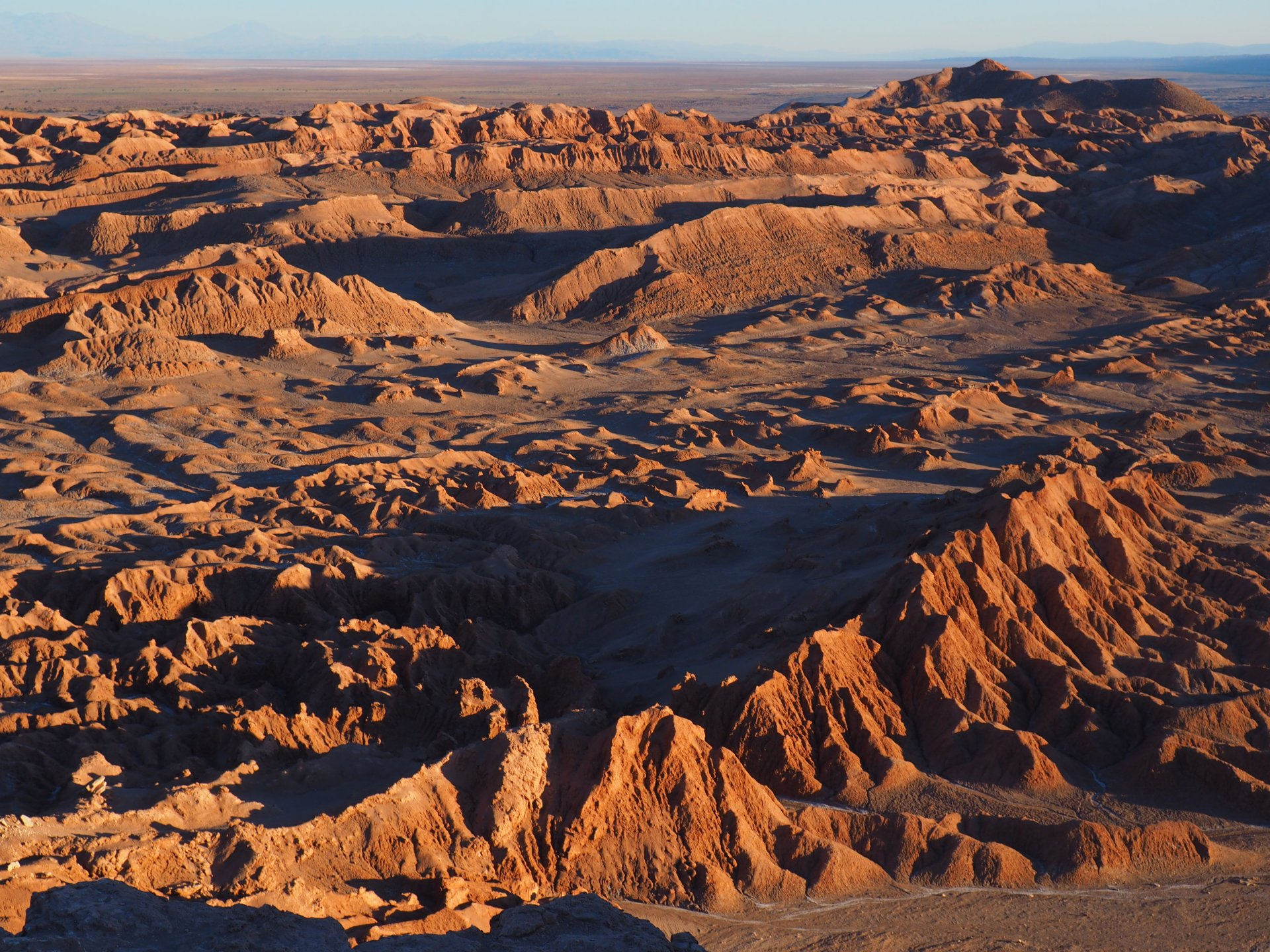 An Escape To The Moon At Valle De La Luna Chile Tiny Travelogue