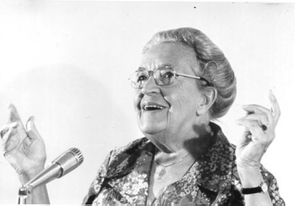Corrie ten Boom: What Makes Her A Heroine For Women, heroine, Corrie ten Boom, hands lifted up, praising God