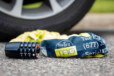 The Tire Tag - Parking Enforcement System