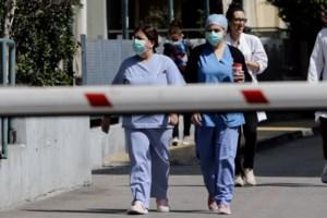 Positive coronary doctor in Tyrnavos - How he thinks he got stuck