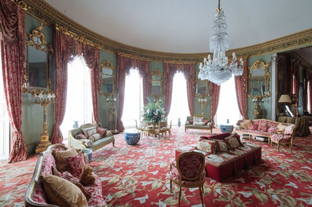 To εντυπωσιακό κάστρο Belvoir του «The Crown» στο Airbnb