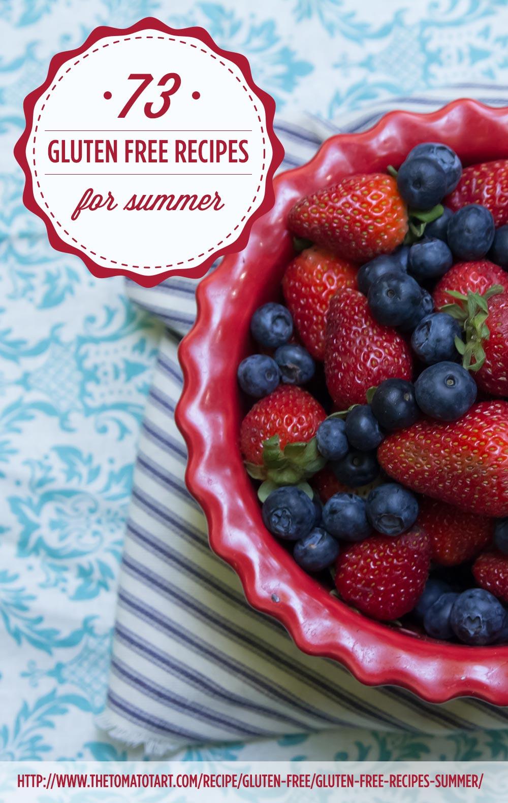 73 gluten free recipes for summer