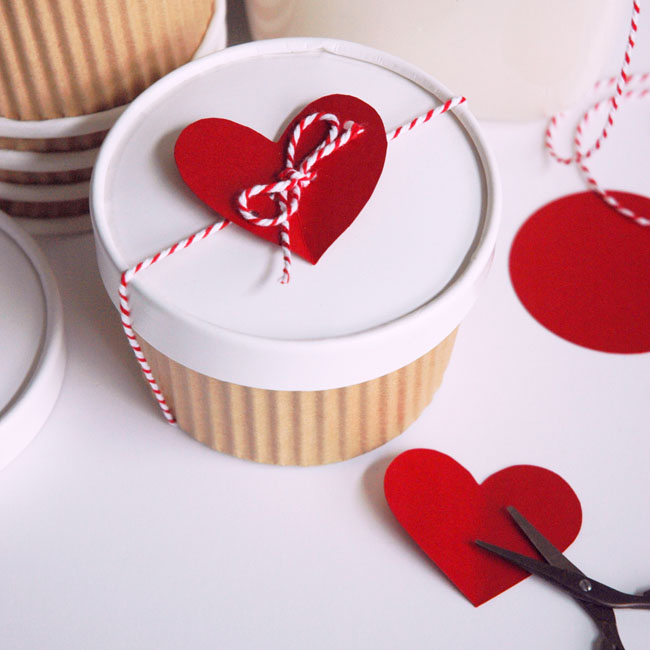 Valentines Day Treat Packaging Ideas