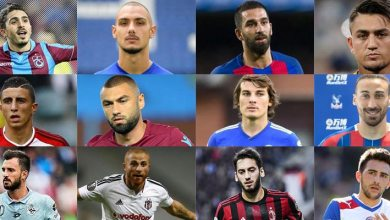 Photo of Top Famous Turkish Football Players 2020