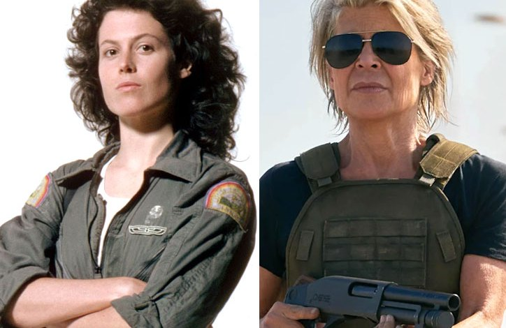 Photo of Sarah Connor vs Ellen Ripley – Who is the Best Character? Vote Now